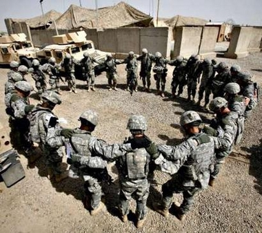 a troops prayer