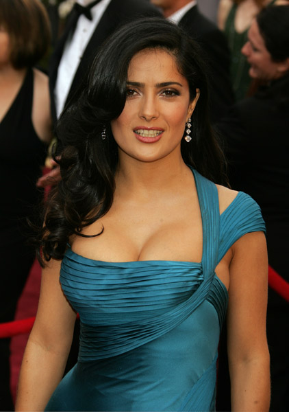 Salma Hayek Hot Pictures, Photos and Wallpapers
