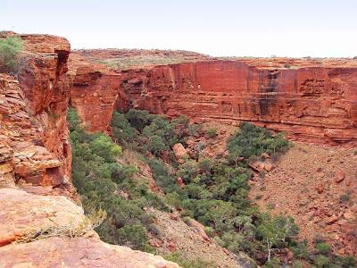 Kings Canyon – Austrália