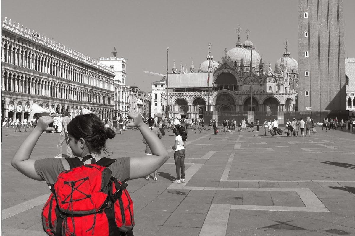 viajar por el mundo con una mochila