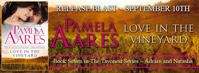 Love in the Vineyard Release Day Blast