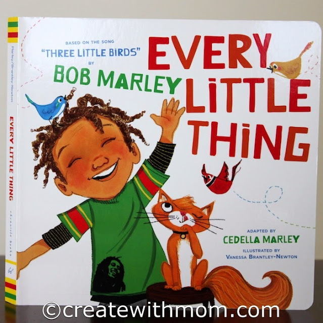 every little thing children's book