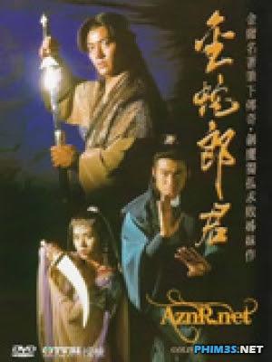 Kim Xà Lang Quân - Golden Snake Sword