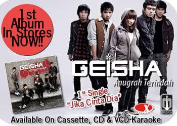 Geisha Band Indonesia