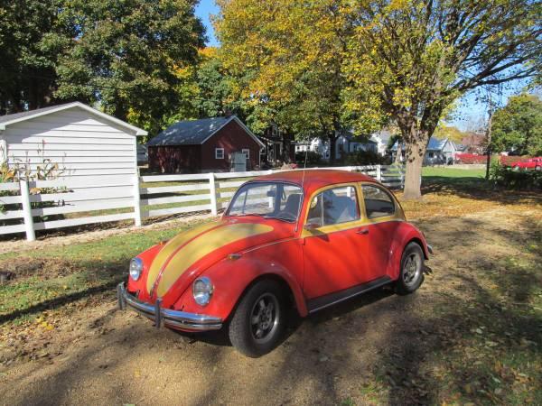 1968 Volkswagen Beetle Bug