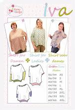 IVA, Shirt, Maxi-Shirt Damen