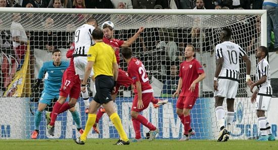 Juventus 2 x 0 Sevilla - Grupo D / Champions League 2015/16