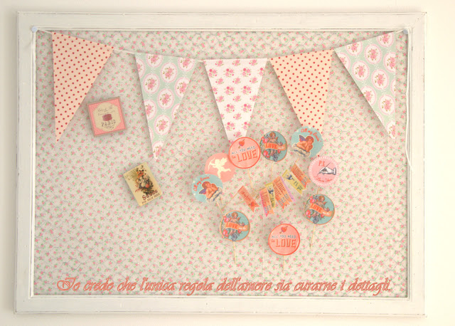 Valentine board http://shabbychiclife-silvia.blogspot.it