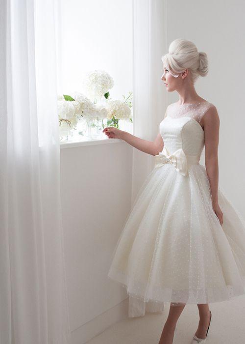 Top: Vestidos de Noiva Curtos