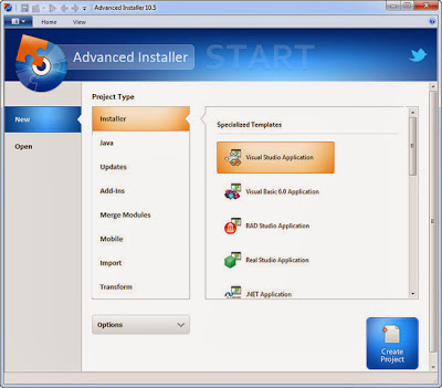 Advanced Installer 10.7.1 Build 53900