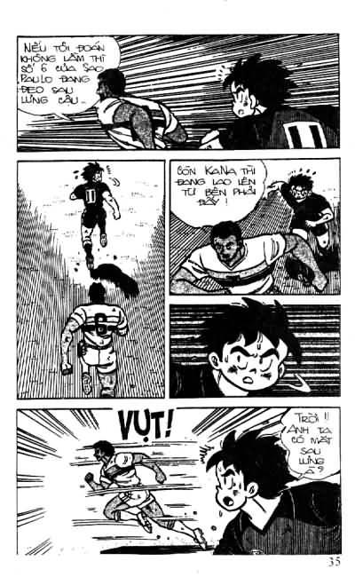 Jindodinho - Đường Dẫn Đến Khung Thành III  Tập 25 page 35 Congtruyen24h