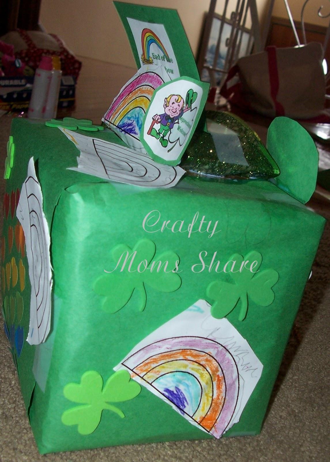 crafty moms share to catch a leprechaun
