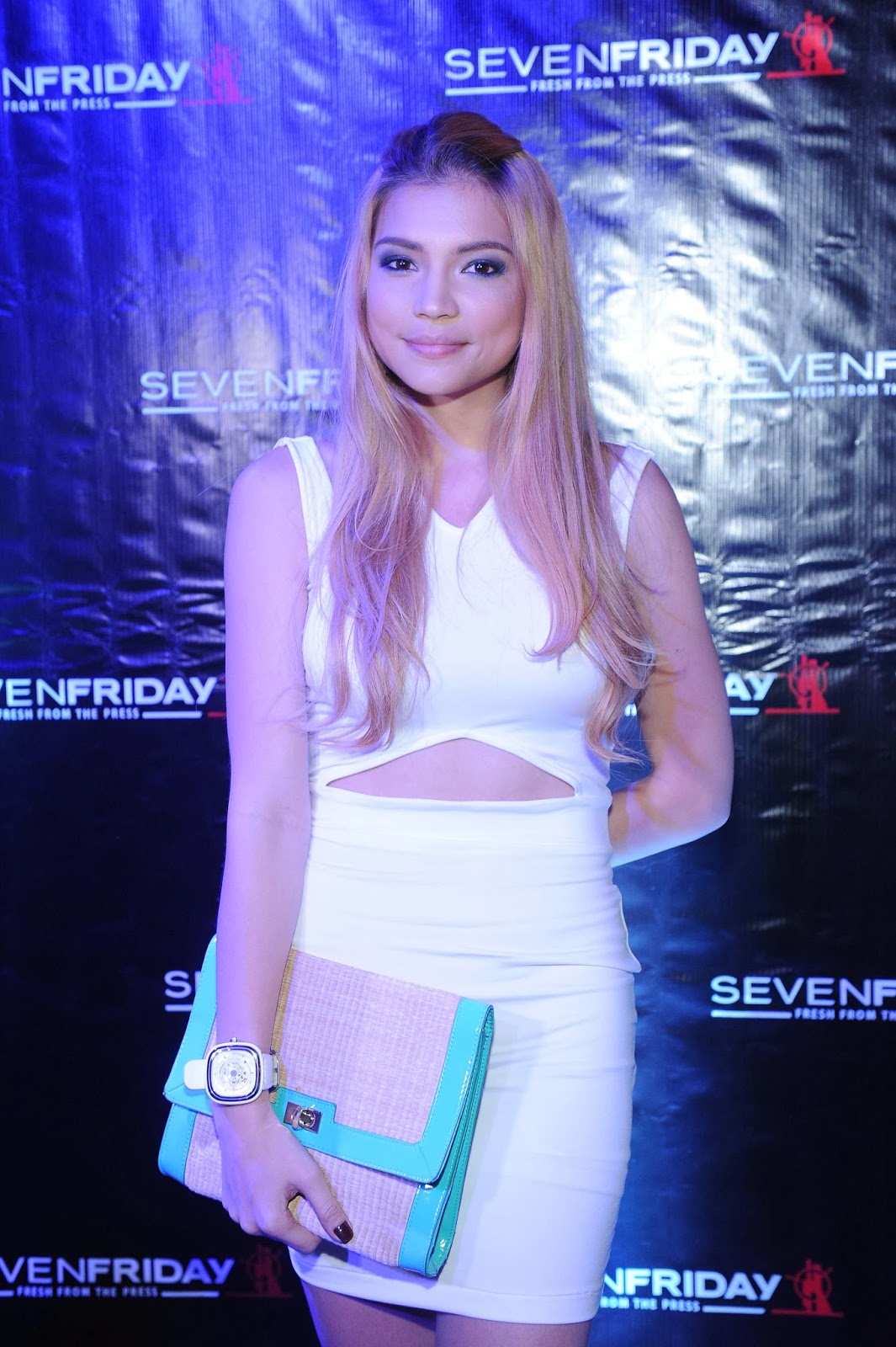 Sevenfriday Flash Party At Black Market Wazzup Pilipinas News And