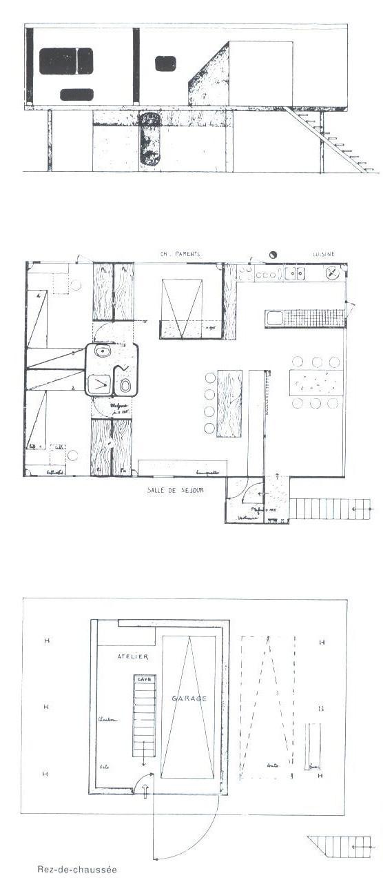 A f a s i a le corbusier - Le corbusier casas ...