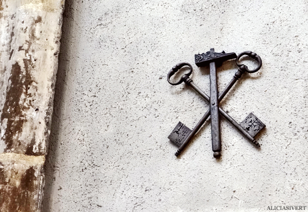 aliciasivert, Alicia Sivertsson, Rouen, France, Musée le secq des Tournelles, normandy, frankrike, nomandie, museum, järnmuseum, iron, järn, key, keys, nycklar, nyckel