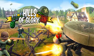 Screenshots of the Hills of Glory 3D for Android tablet, phone.