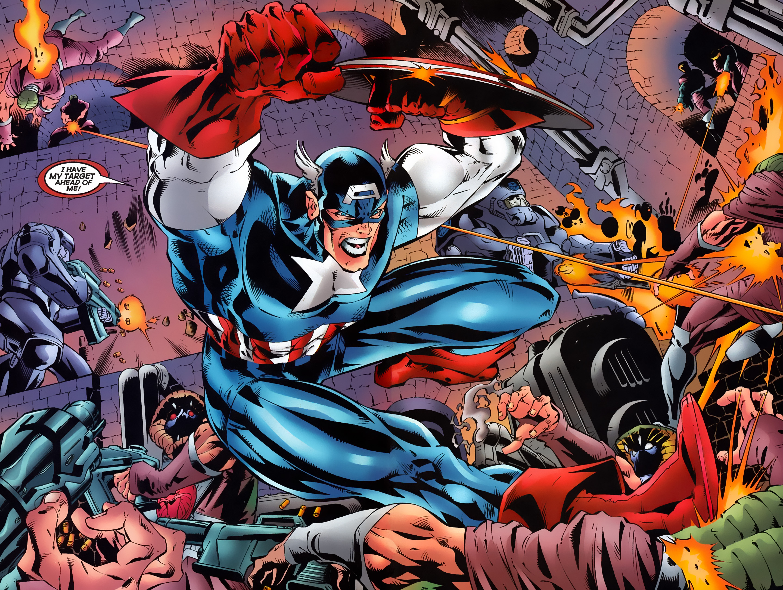 Captain America (1996) Issue #10 #10 - English 15