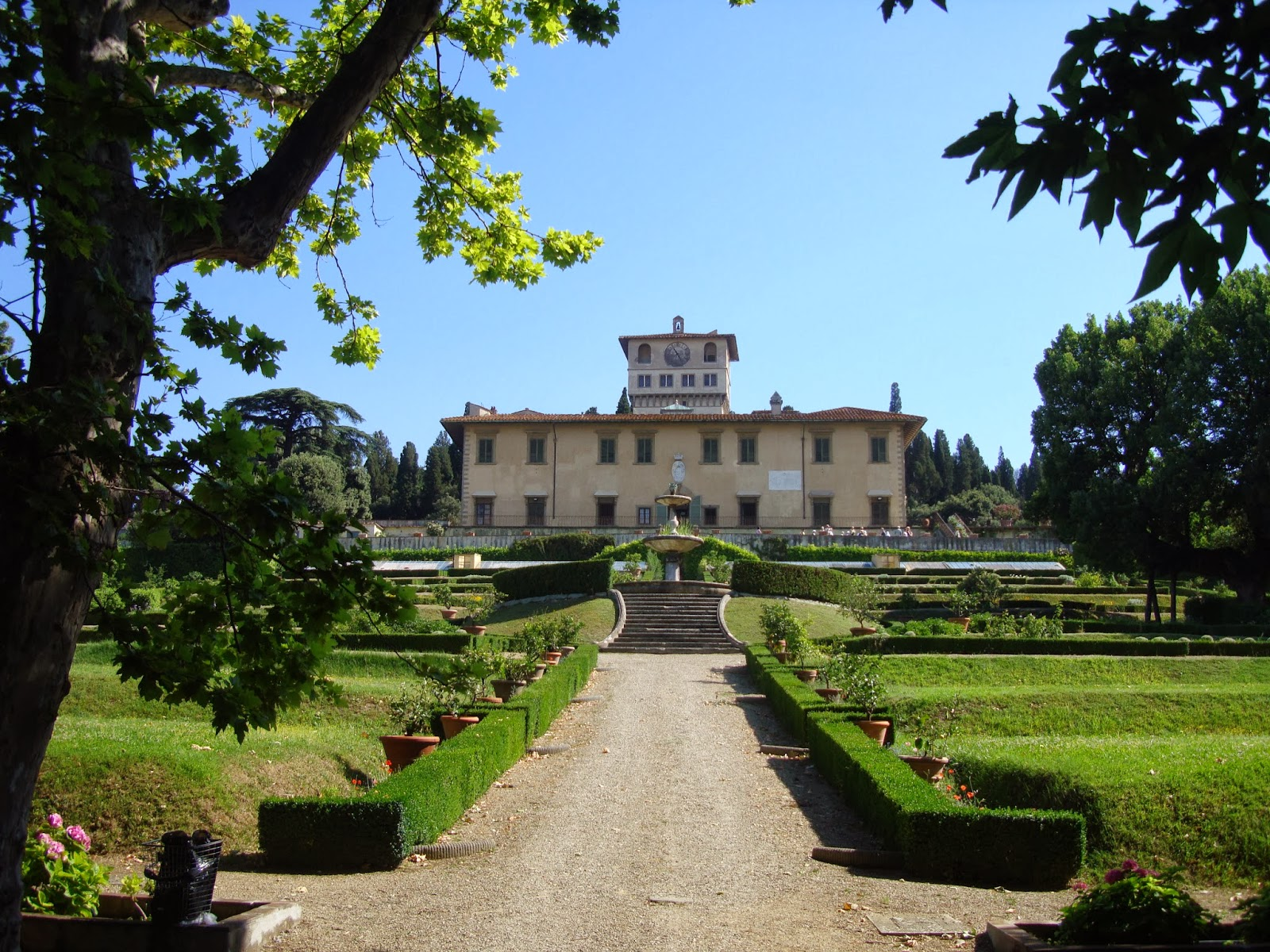 Hortibus voyage parcs et jardins de champagne en for Jardin de toscane