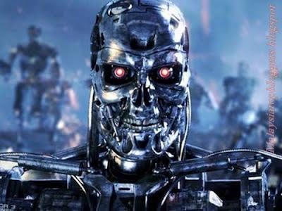 Teknologi Perang Tanpa Manusia