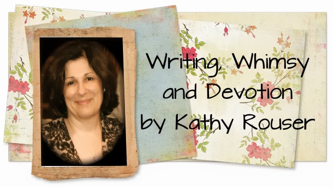 Writing, Whimsy and . . . Devotion