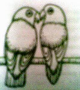 hasil riset ciri perbedaan lovebird jantan dan betina