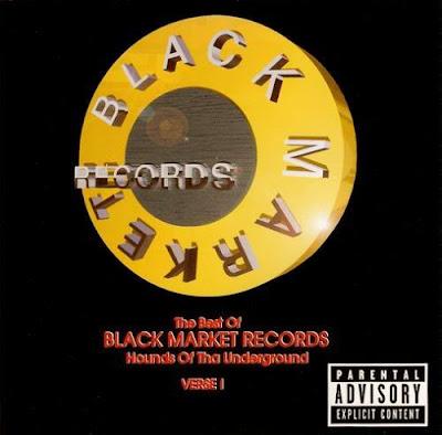 VA – The Best Of Black Market Records: Hounds Of Tha Underground Verse I (1997) (320 kbps)