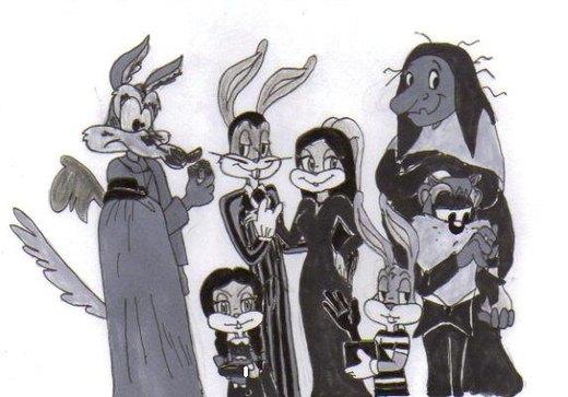 LT: The Addams Family por Sony-Mae