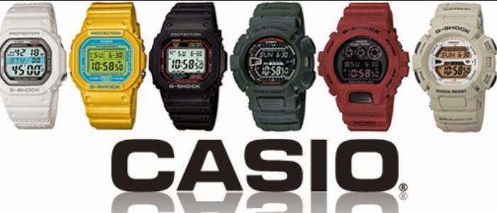 Jam tangan Casio murah