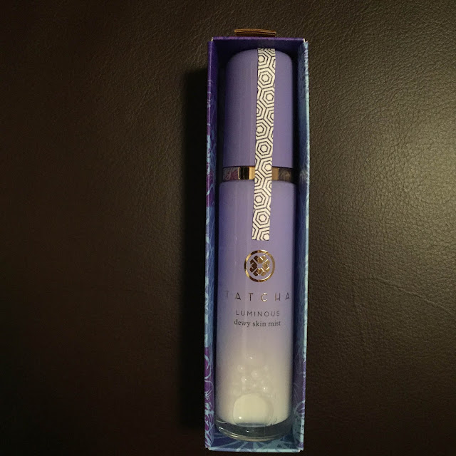 Tatcha, Tatcha Luminous Dewy Skin Mist, face mist, skin, skincare, skin care, beauty giveaway, A Month of Beautiful Giveaways