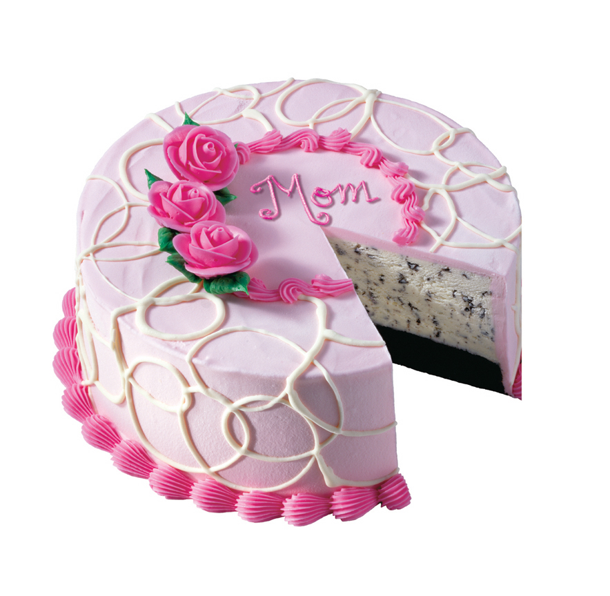 Images Of Cake For Mothers Day : Motherhood Moment: Baskin-Robbins Mother s Day Cakes
