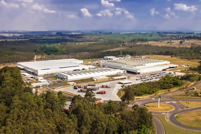 Fábrica de motores de São Carlos - Volkswagen do Brasil