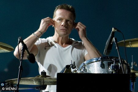 Larry Mullen Jr, U2