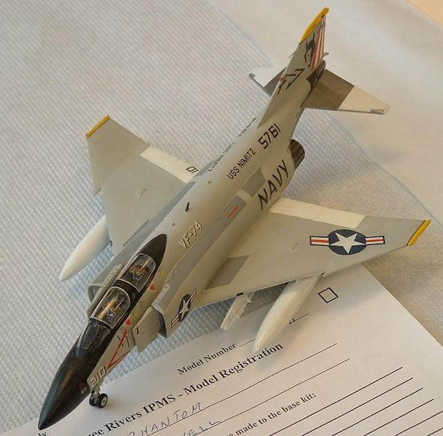 Revell F-4 Phantom model kit