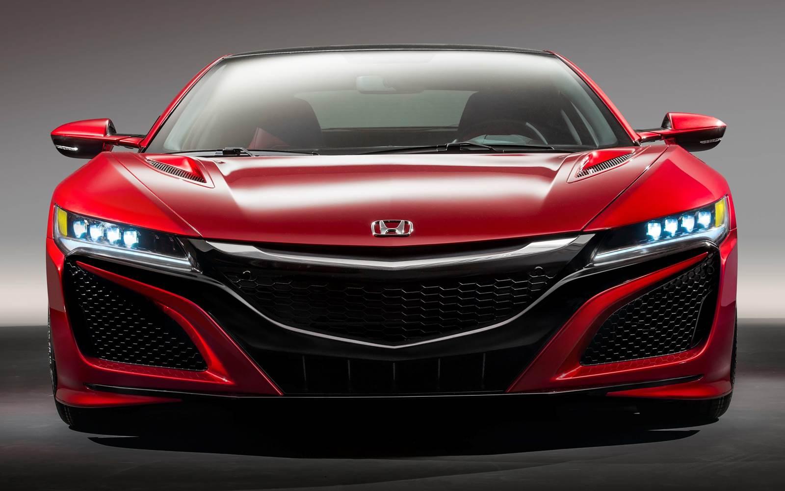 Novo Honda NSX