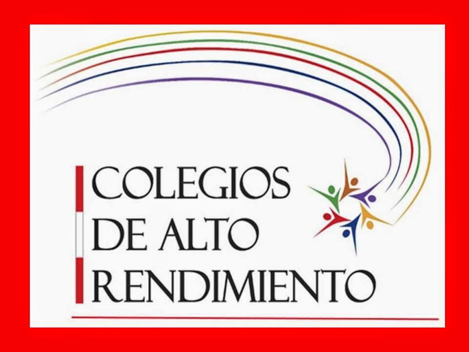 COLEGIO DE ALTO RENDIMIENTO