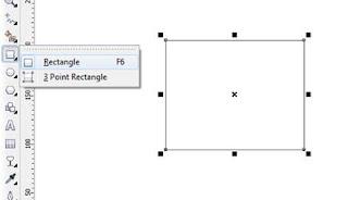 kreasi rectange tool