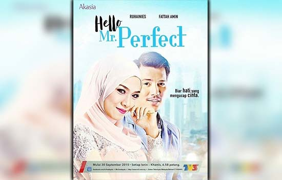 Lagi penonton drama 'Hello Mr Perfect' luah rasa hati