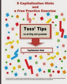 5 Capitalization Hints and a Free Practice Exercise