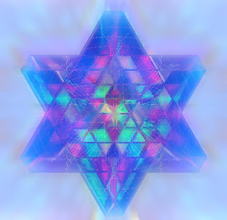 6th Dimensional MER KA BA; Etheric Spiral Lightbody Configuration
