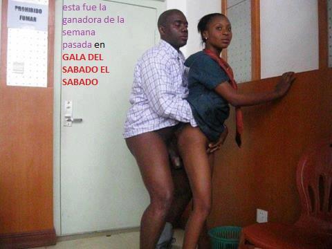 prostitutas en guinea ecuatorial mujeres y hombres y viceversa m