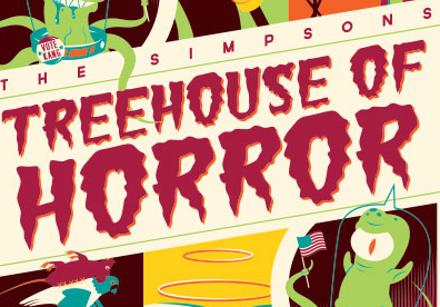 Treehouse of Horror by Dave Perillo - Undead Monday