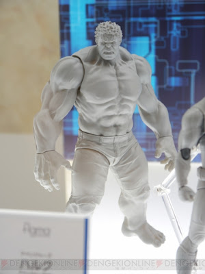Max Factory Figma Avengers The Hulk figure