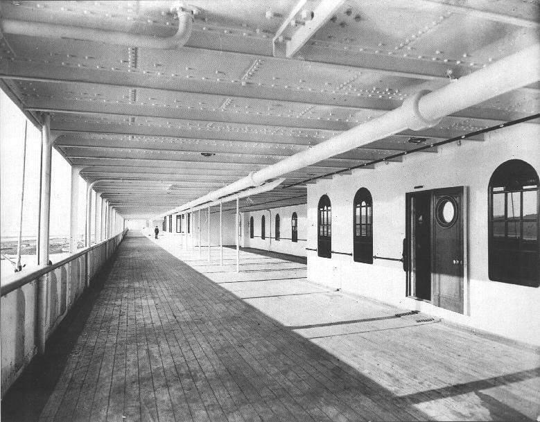 Hercolano2 Titanic Interior