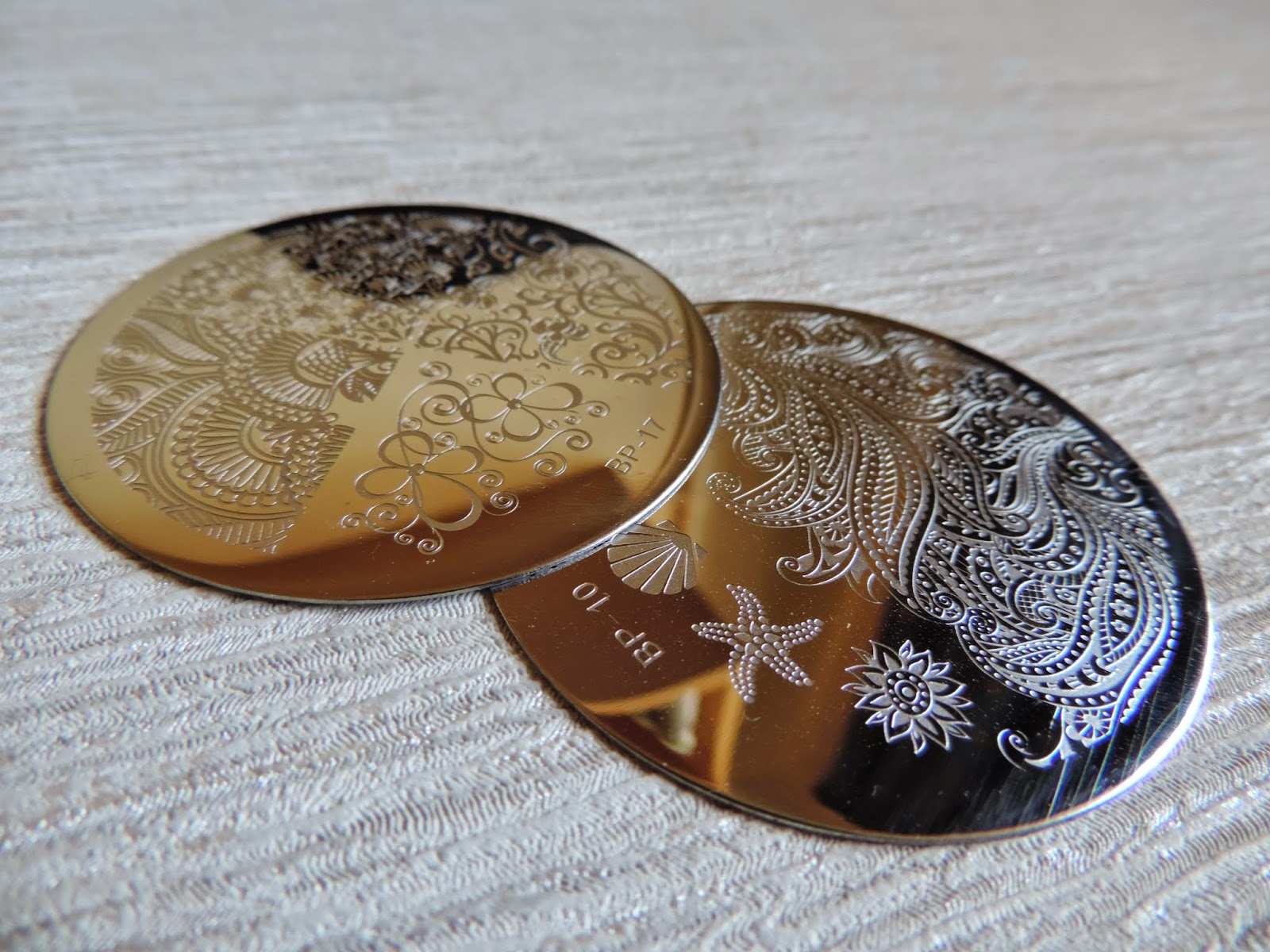 Born Pretty Stamping Plates Review