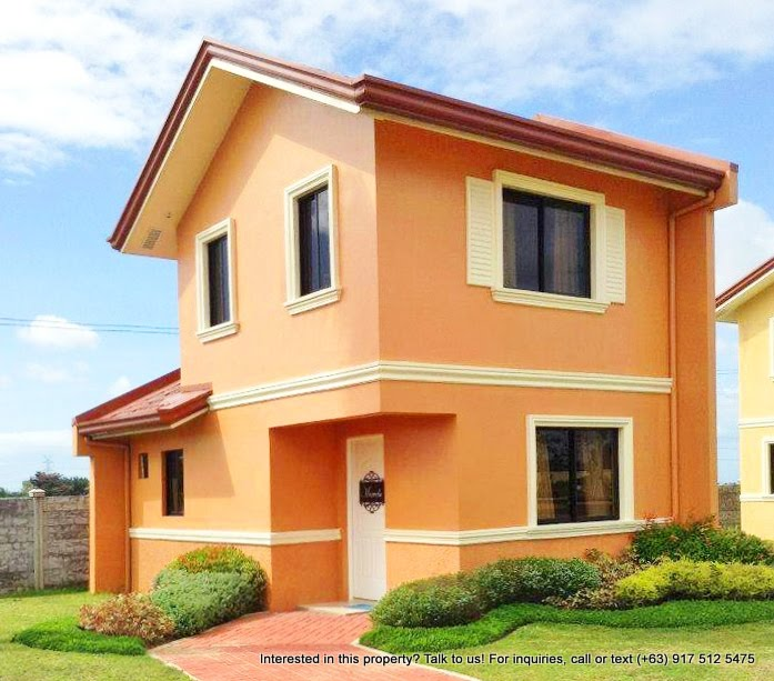 Marvela Ready Home - Camella Tierra Nevada| Camella Affordable House for Sale in General Trias Cavite
