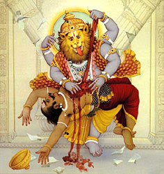 Narasimha Gayatri Mantra