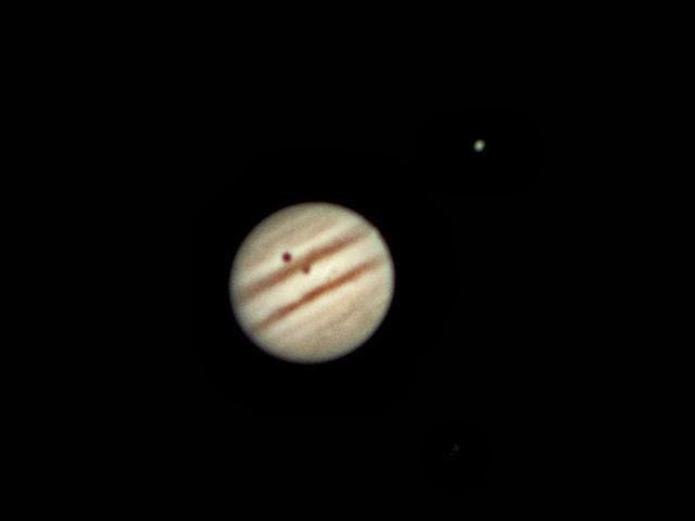 Jupiter, 16 March 2014