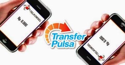 CARA TRANSFER / KIRIM / BAGI PULSA SESAMA SIMPATI TERBARU - JARINGAN ...