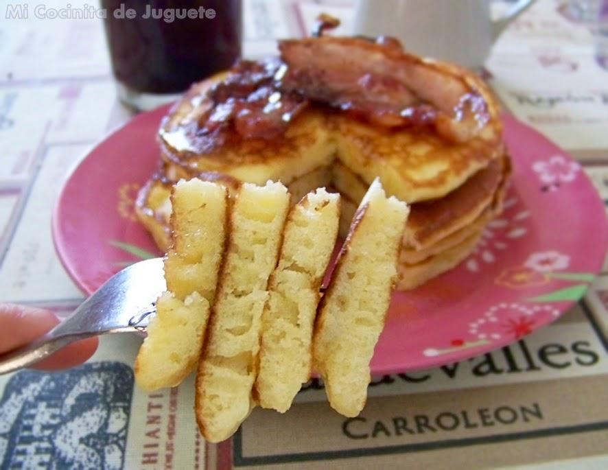 Tortitas Americanas (American Pancakes)