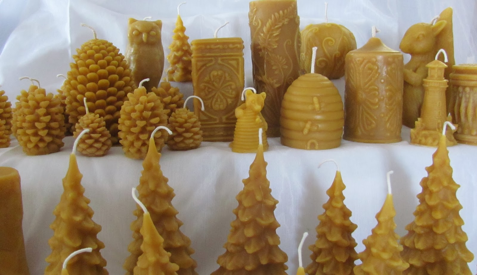 How are Beeswax Candles Better?
